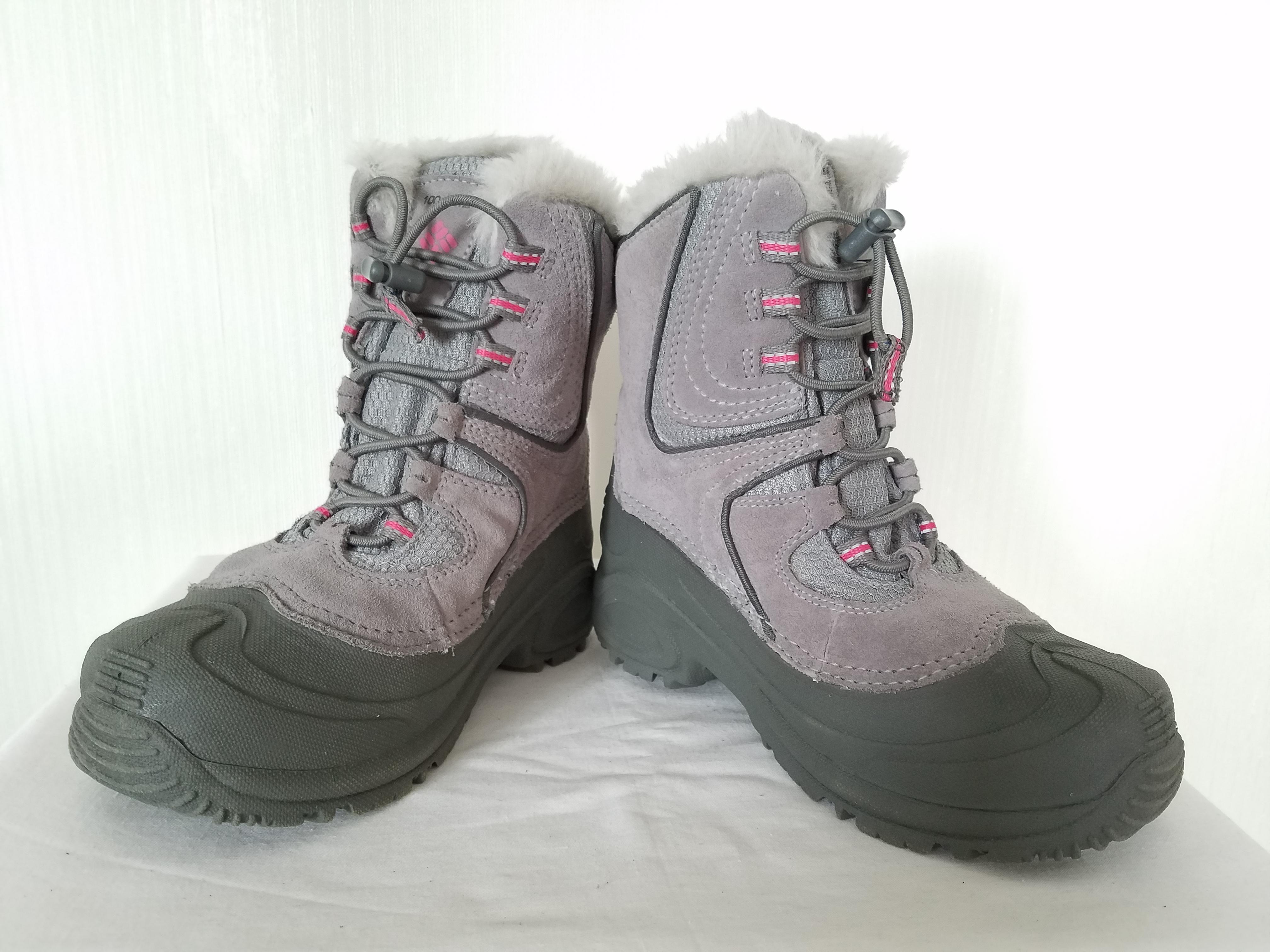 Обувь   Сапоги зимние детские Columbia ,размер 33   Vprikide 74e9b405e59
