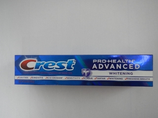 Зубная паста  CREST PRO - HEALTH ADVANCED 170 г, USA